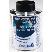 lijm tbv PVC 1 kilogram inclusief kwast