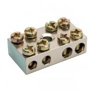 JMV aftakklem (C) 2x25+2x6mm² gesl.