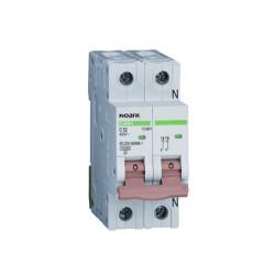 Installatieautomaat 40A 1P+N 10 kA C Kar Ex9BH 1PN C40