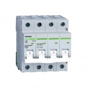 Installatieautomaat 40A 3P+N 10 kA C Kar Ex9BH 3PN C40