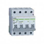 Installatieautomaat 16A 3P+N 6 kA B Kar Ex9BH 3PN B16
