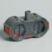 DUO-INBOUWDOOS UD50 16 mm
